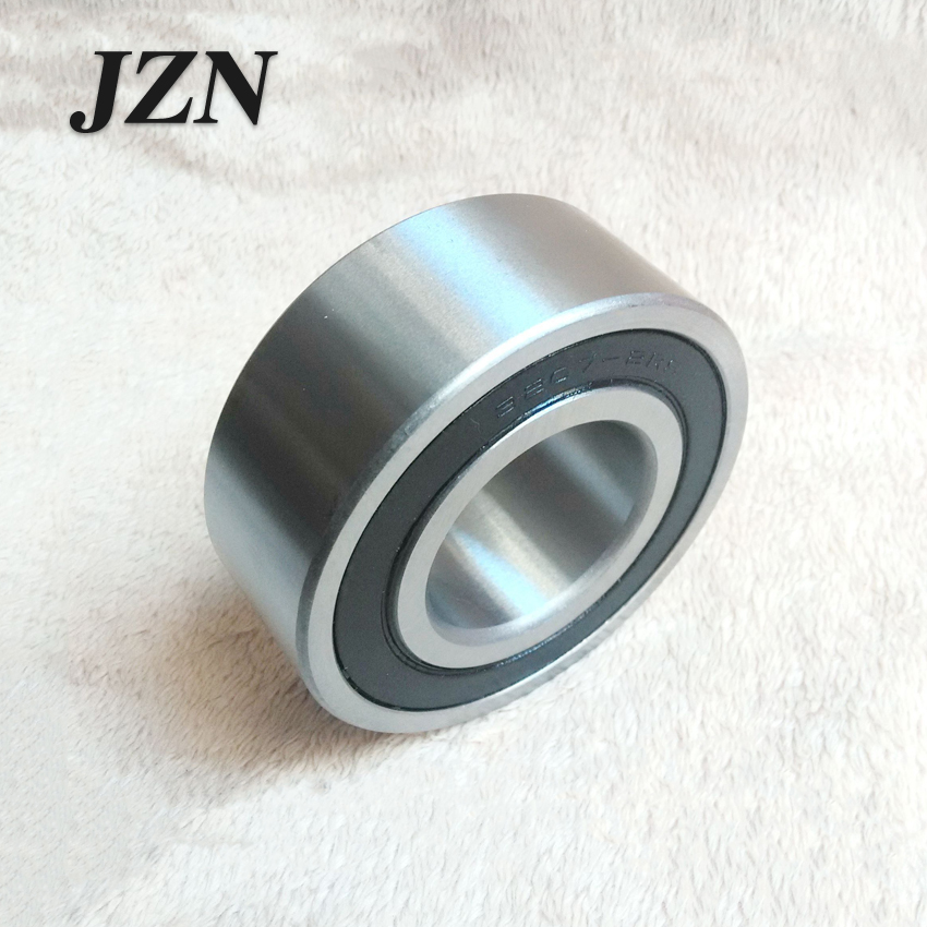 Free shipping ( 1 PC ) 3816 3817 3818 3819 3820-2RS Double Row Angular Contact Ball Bearings s5211 2rs stainless steel double row angular contact ball bearings s3211 2rs size 55x100x33 3mm
