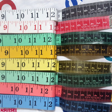 Французский рулербоди измерительная линейка швейная портная рулетка Мягкая Плоская 60 дюймов 1,5 м 150 см* 1,7 см для juki pfaff janome singer jack