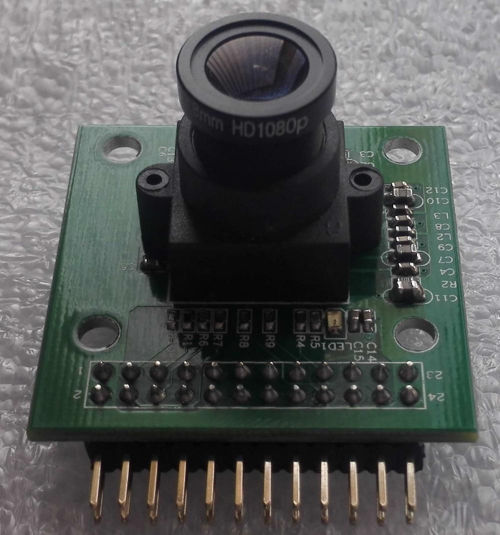 Infrared Night Vision \CMOS Camera, Video Module Module \MT9V034\DSP6748 Development Board