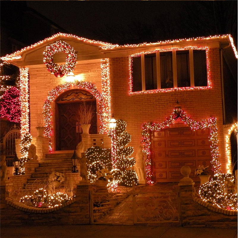 Backyard Twinkle Lights: Aliexpress.com : Buy Kmashi LED Christmas String Light 30M