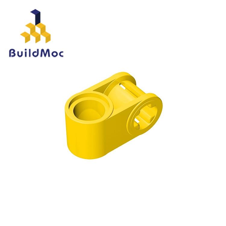 BuildMOC Compatible Assembles Particles 6536 1x2 For Building Blocks Parts DIY LOGO Educational Creative Gift Toys