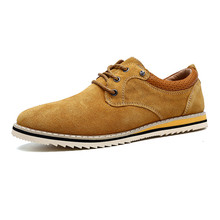 New Mens England Casual Shoes Fashion Breathable Driving Moccasin Loafer Classic yellow autumn men's boats shoes oxfords YDS8838