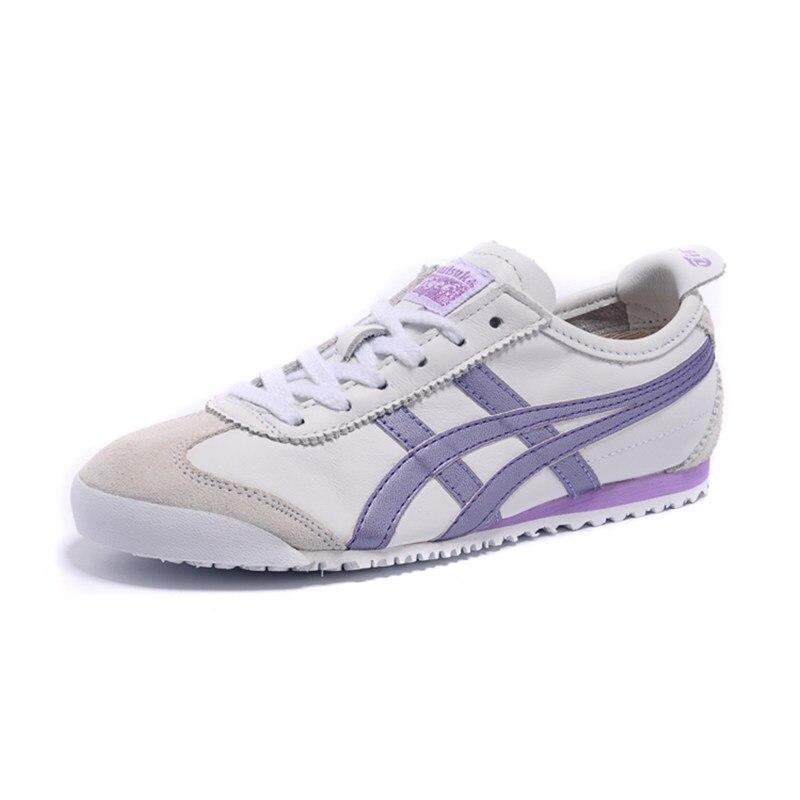 ONITSUKA TIGER Women Shoes White Purple