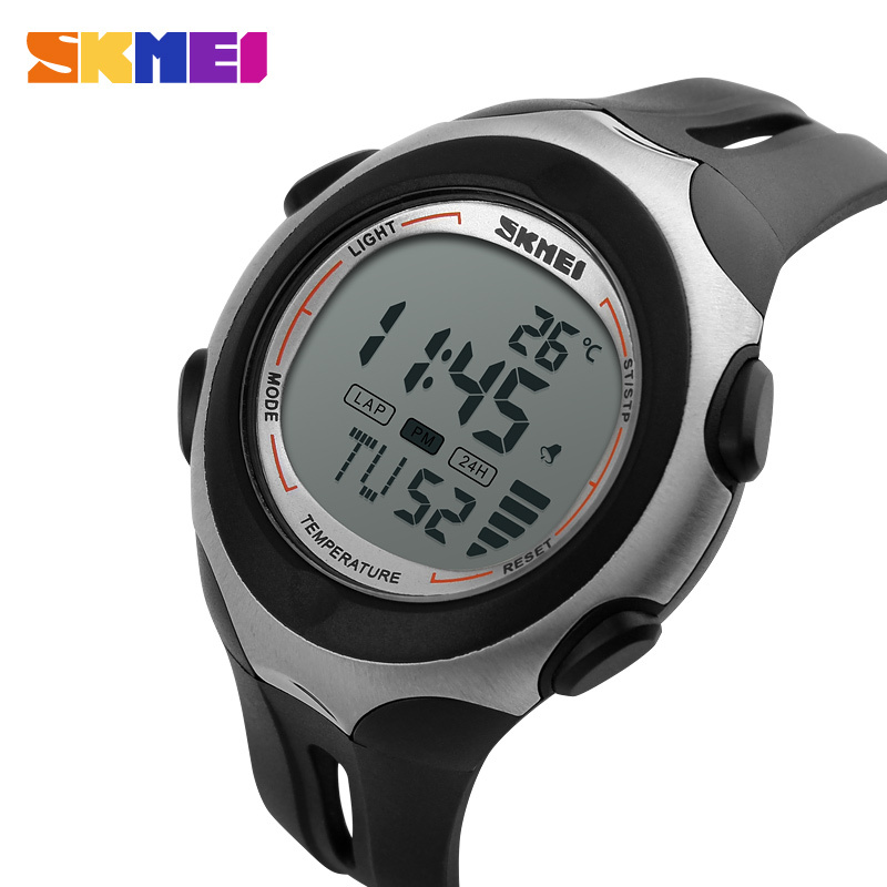 relogio digital sport watches 30m waterproof multifunction