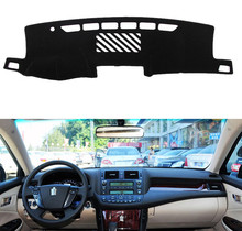 Fit For Toyota Crown 2010 2011 2012 Car Dashboard Covers Dashmats Pad Auto Shade Cushion Carpet Protector