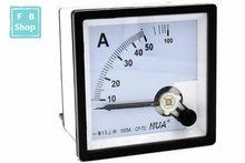 Ampèremètre à panneau analogique de précision, 1 pièces, CP-72/SQ-72/CZ-72 AC 500/5A 750/5A 800/5A 1000/5A 2000/5A 100/1A 300/1A