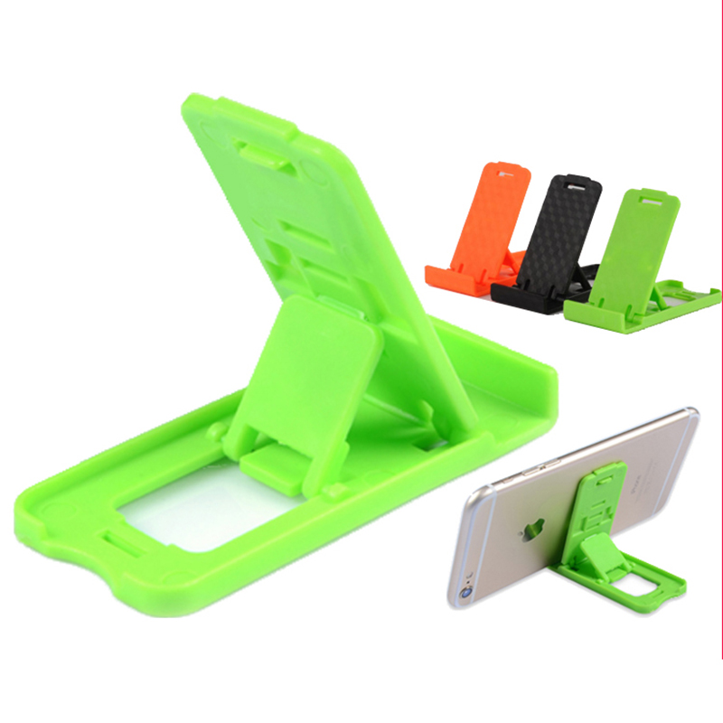 FFFAS Adjustable Mobile Phone Holder Stands Support For Apple IPhone 4 5 6 6S 7 8 X PLUS OPPO Huawei MP4 Mini Table Store Gift