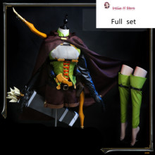 Goblin Slayer anime cosplay High Elf Archer cosplay costume with props Full Set props custom made/size-in Game Costumes from Novelty & Special Use on Aliexpress.com | Alibaba Group