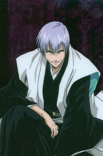 Bleach Ichimaru Gin Cosplay Wig Free Shipping for Halloween and Christmas