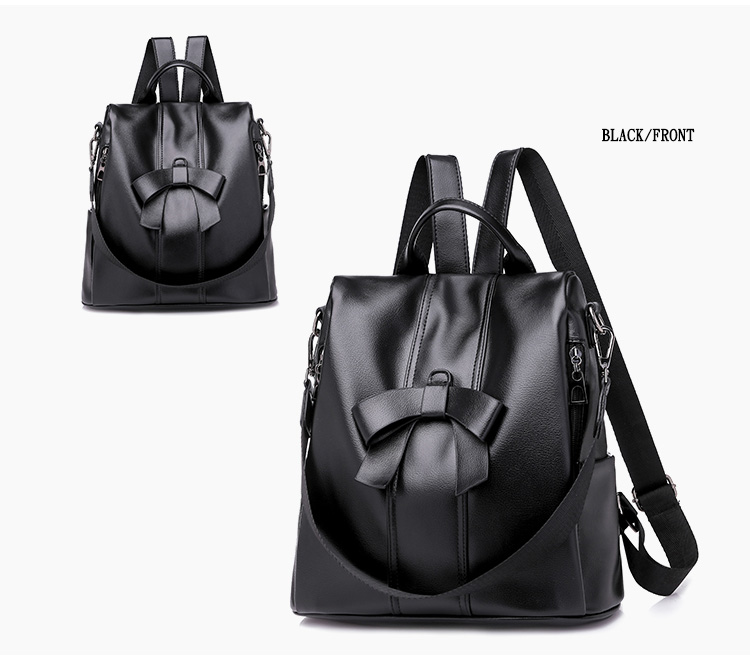 HTB1dID0UNYaK1RjSZFnq6y80pXa8 - Leisure Women Backpack High Quality Leather Lady Anti Theft Shoulder Bags Lovely Girls School Bags Women Traveling Backpack