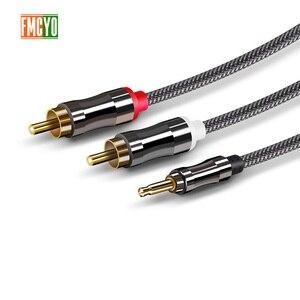 Image 1 - 3.5 mm Audio Extension Cable Aux Audio Cable for car/phones