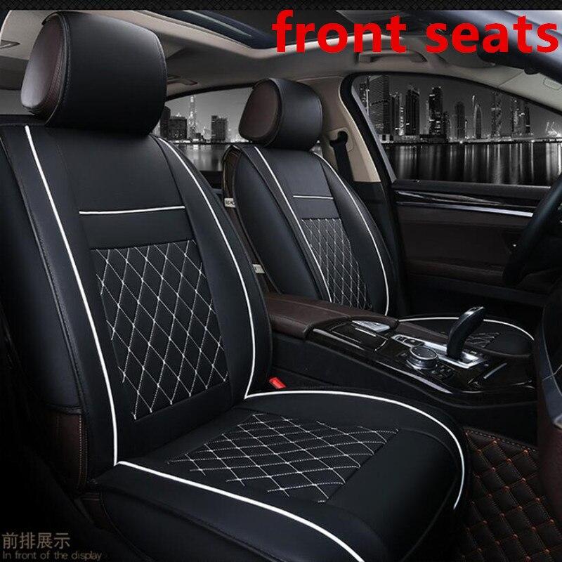 Housses de siège de voiture Style de mode haut dossier seau housse de siège de voiture Auto intérieur protecteur de siège de voiture pour toyota