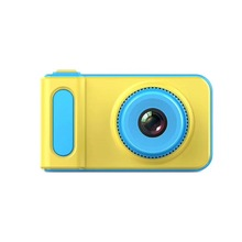 New Upgraded Lithium Battery Mini Kid Cameras 3MP HD Projection Digital