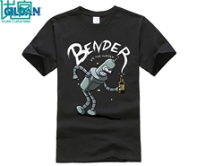 Bender vs the Humans T Shirt