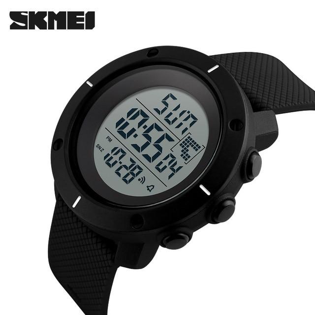 New SKMEI Luxury Brand Men Sports Watches LED Digital Watch Fashion Simple Waterproof  Men's Wristwatches Relogios Masculinos