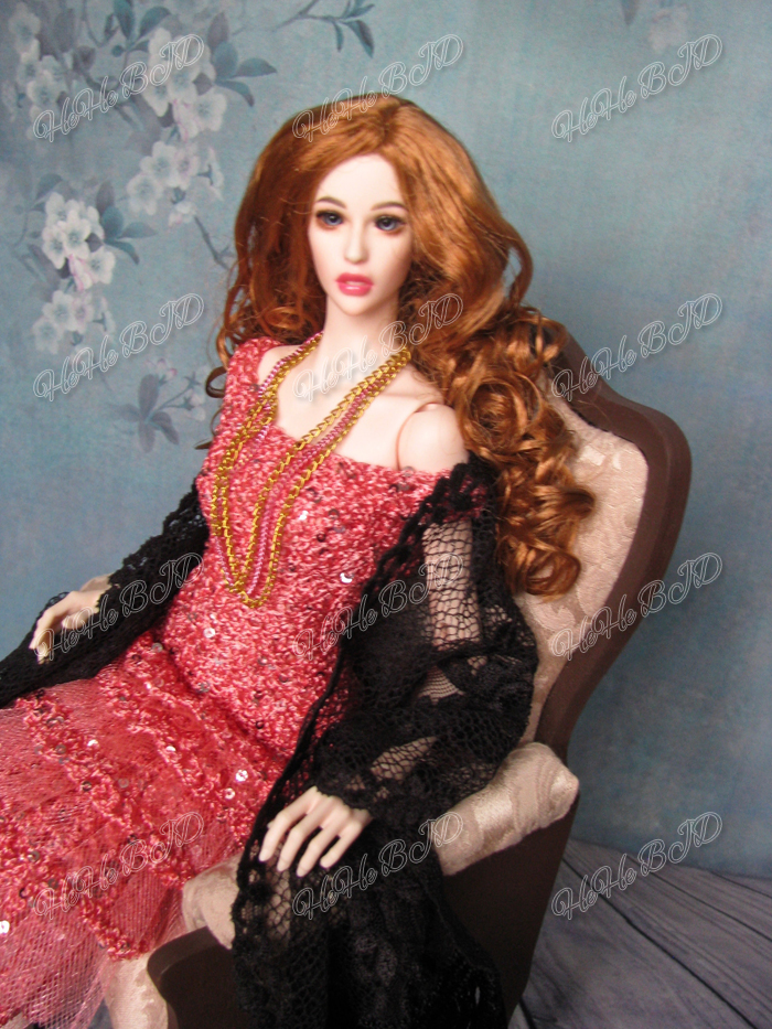 Resin bjd sd Amanda beauty fashion 41cm body free eyes action figures low price free shippng