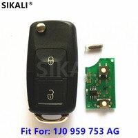 Car Remote Key For 1J0959753AG 5FA008399 00 Beetle Bora Golf Passat Polo Transporter T5
