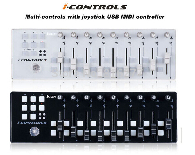 ICON iControls USB MIDI controller