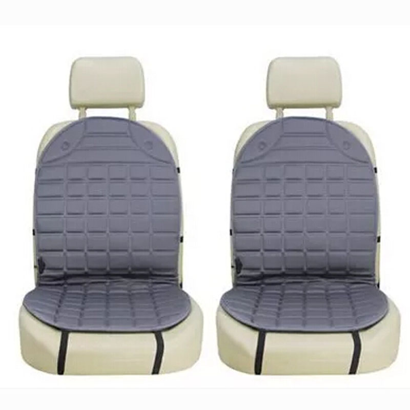 12v heated car seat cushion cover seat heater warmer winter household cushion cardriver. Black Bedroom Furniture Sets. Home Design Ideas