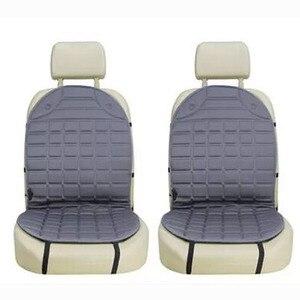 Image 5 - 12V  Heated Car Seat Cushion Cover Seat ,Heater Warmer , Winter Household Cushion cardriver heated seat cushion