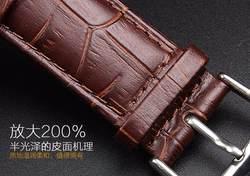20 мм 22 мм ремешок для галечный время Huami amazfit 1 2 Lite для samsung Galaxy часы Шестерни 2 Спорт S2 S3 Ticwatch 1 2 E кожаный ремешок