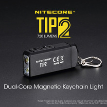 NITECORE Keychain Flashlight Battery Usb Rechargeable Lumen Cree xp-G3 720 with S3 100%Original