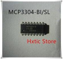 NEW 10PCS/LOT MCP3304-BI/SL MCP3304-B MCP3304 SOP-16 IC