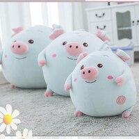 Hot toys 40 cm Soft Infantile pig Playmate Doll Quiet Baby Appease Toys pig Plush Toy Pillow Doll Plush Zodiac pig Dolls