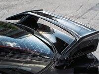 Автомобильные аксессуары полностью из углеродного волокна JDM СТИЛЬ Задний спойлер подходит для 1989 1994 Nissan 180SX RPS13 спойлер багажника КРЫЛО
