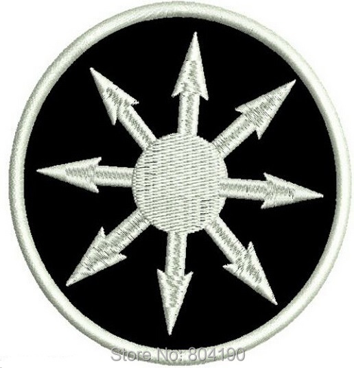 Chaos Magic Symbol Occultism Esoteric Sigil Witch Music Band