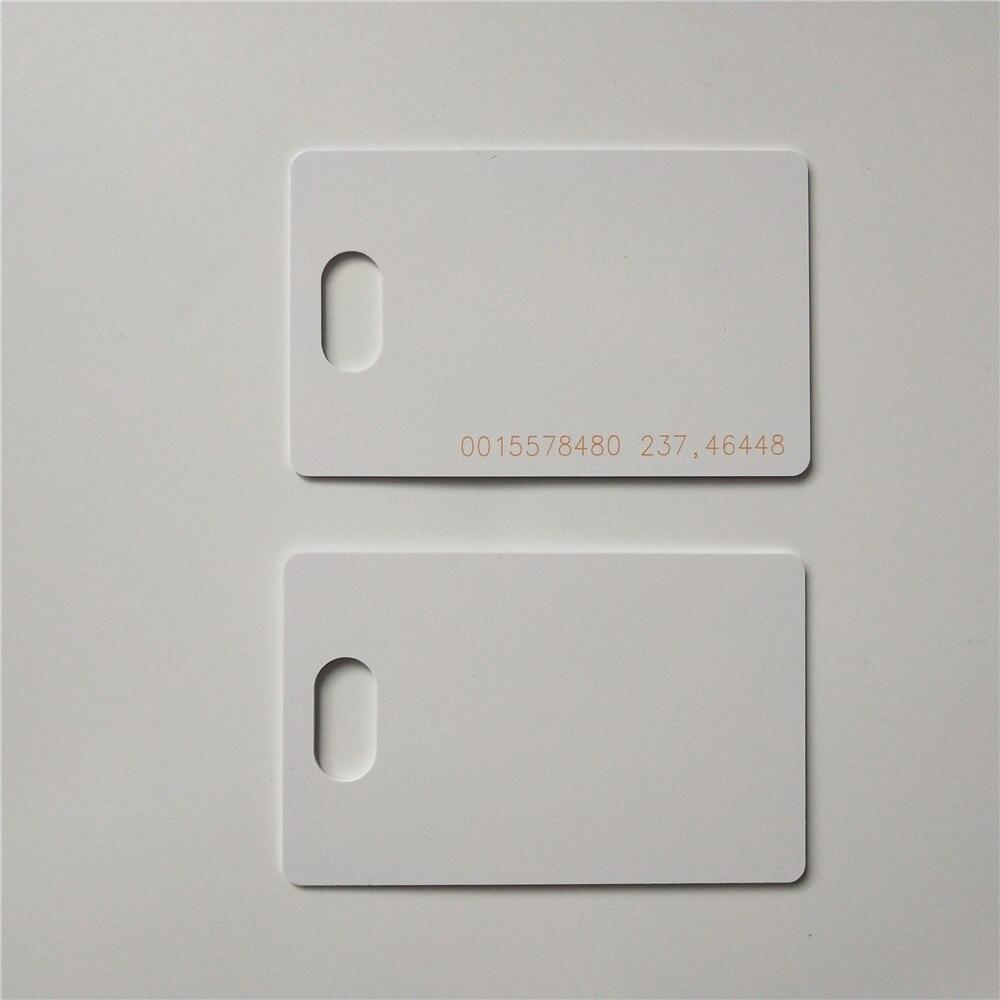 EM ID CARD EM4100 reaction ID card 125KHZ RFID Card fit for Access Control Time Attendance mango 103 em id thin card white 200 pcs
