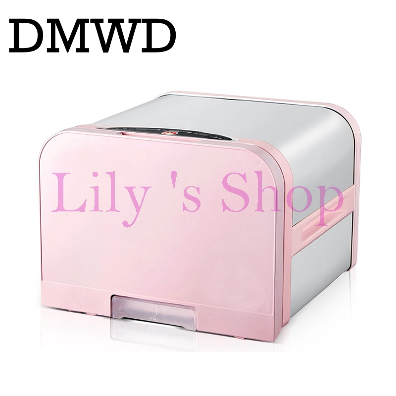 Electric underwear bra disinfection cabinet briefs Towel clothing drying machine ultraviolet UV ozone Sterilization mini dryer shanghai kuaiqin kq 5 multifunctional shoes dryer w deodorization sterilization drying warmth