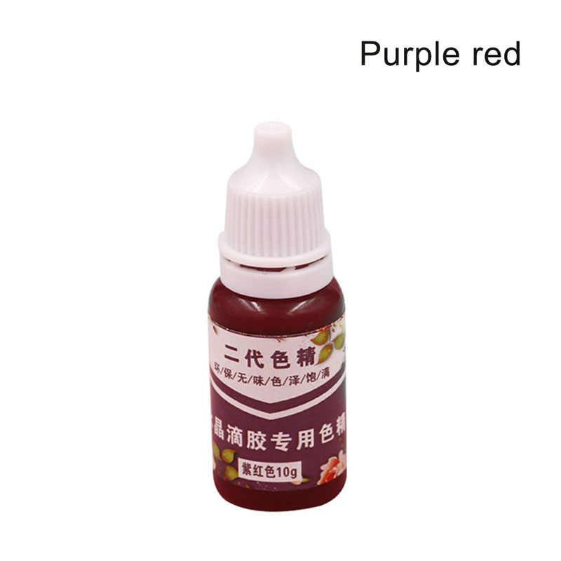 Горячая Высокая концентрация УФ смолы жидкий жемчуг цветной краситель пигмент эпоксидной смолы для DIY аксессуар для изготовления ювелирных изделий SMA66