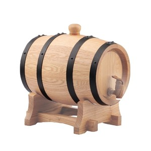 Image 2 - Home brew 5L AMERICAN WHITE OAK BARREL