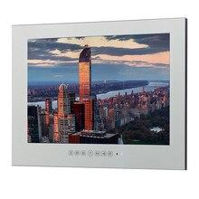 Souria 32 inch IP66 HDMI AV USB Mirror Waterproof TV / TV in Bathroom Hotel Television