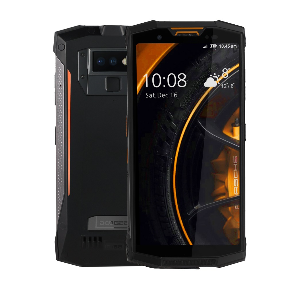 """Image 2 - DOOGEE S80 Lite IP68 Octa Core Smartphone 5.99""""FHD+ Wireless Charge 13MP Camera 4GB 64GB Fingerprint NFC Dual SIM Mobile Phone-in Cellphones from Cellphones & Telecommunications"""