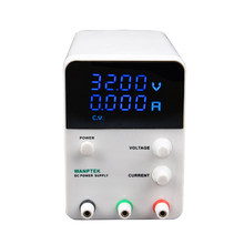 Switch Laboratory Power Supply Adjustable 4 Digit Voltage Regulator Switching voltage stabilizer 0-60V 0-5A AC 115V/230V 50/60Hz(China)