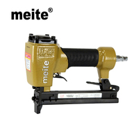 Meite 1022J 7/16(11.2MM) 20ga Crown stapler nailer air gun nail pneumatic fine wire upholstery stapler Jan.3rd Update Tool