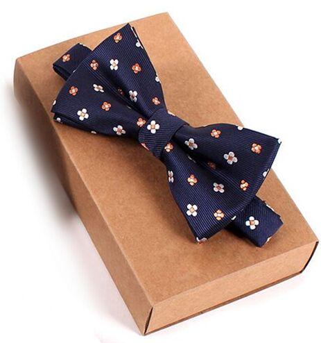 Дизайнерский галстук-бабочка, высокое качество, мода, мужская рубашка, аксессуары, темно-синий, в горошек, галстук-бабочка для свадьбы, для мужчин,, вечерние, деловые, официальные - Цвет: bow tie 10