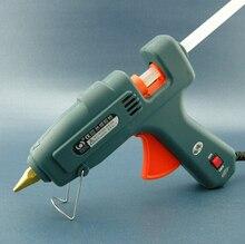 60 Вт Термоклей Пистолет gule placking инструмент подарочные аксессуары монтаж установки packaging tool