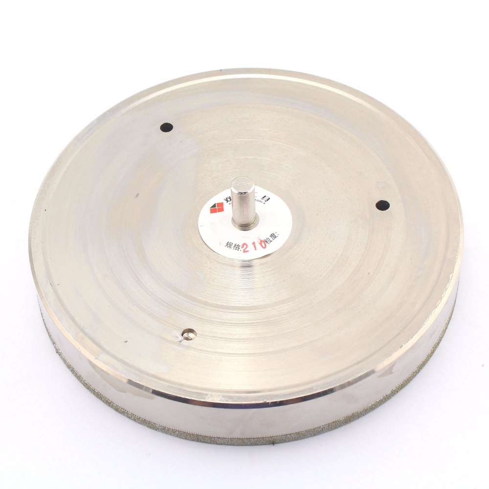 100-230mm Diamante Nucleo Punta per trapano Sega per fresa - Punta da trapano - Fotografia 2