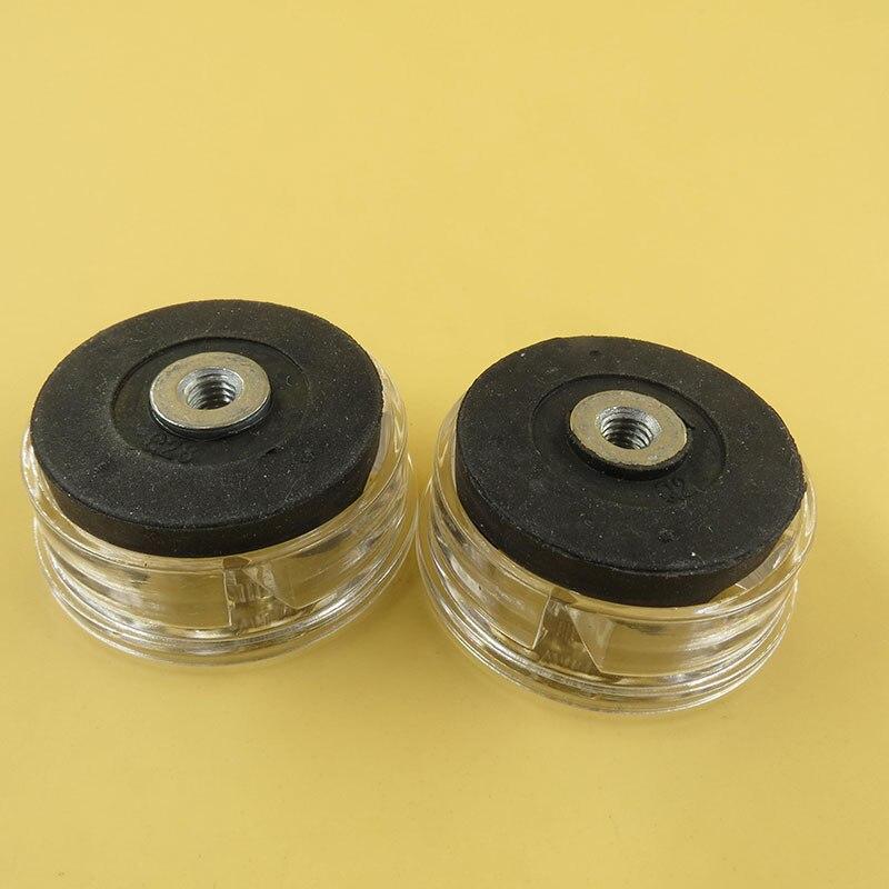 4 Ersatz Ersatzteile Mixer Entsafter Teile 2 Gummi Getriebe 2 Kunststoff Getriebe Base Für Wundermittel 250 Watt New Unused 38% Off