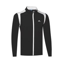 Ropa de Golf nueva de Cooyute de manga larga de otoño invierno JL Golf parabrisas en opción de ocio de algodón completo Golf chaqueta envío gratis