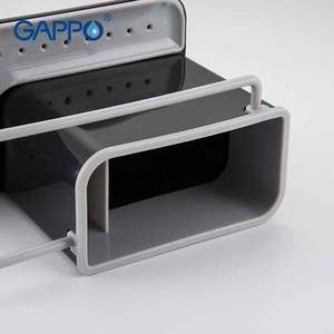 Image 5 - 収納棚スポンジキッチン排水シンクボックス排水ラック食器収納ラックキッチンオーガナイザースタンド Tidy 道具タオルラック