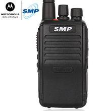 2PCS Walkie-Talkie For Motorola SMP 418 UHF 2 Way Portable Radio Walkie Talkie Transceiver Handheld