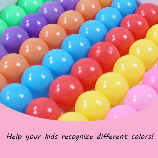 beach ball in ocean. 7cm Ocean Beach Ball Pits 50pcs/100pcs/lot Eco-Friendly Colorful Soft Plastic Water Pool Wave Baby Funny Play Toys In I