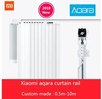 Xiaomi Mijia Aqara curtain Rails or Motor, Zigbee wifi version,work with mi home app for xiaomi smart home silent curtain track