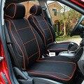Transpirable asiento de coche especial cubre Para Mazda cx5 CX-7 CX-9 RX-8 Mazda3/5/6/8 de Marzo 6 2014 de mayo de 323 NEGRO/GRIS del coche accesorios