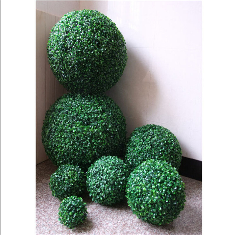 CAMMITEVER Grass Bonsai Жасанды Topiary 12/18/23/28 / 35cm - Мерекелік және кешкі заттар - фото 6