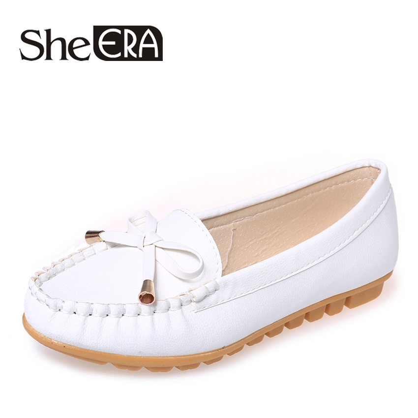Flat Shoes Women Autumn Slip On Shoes For Women Loafers Moccasin Womens Zapatos Mujer Ballet Flats Womens Shoes Woman 233 summer flat shoes women ballet flats slip on loafers women string beads round toe shoes embroidered canvas shoes zapatos mujer